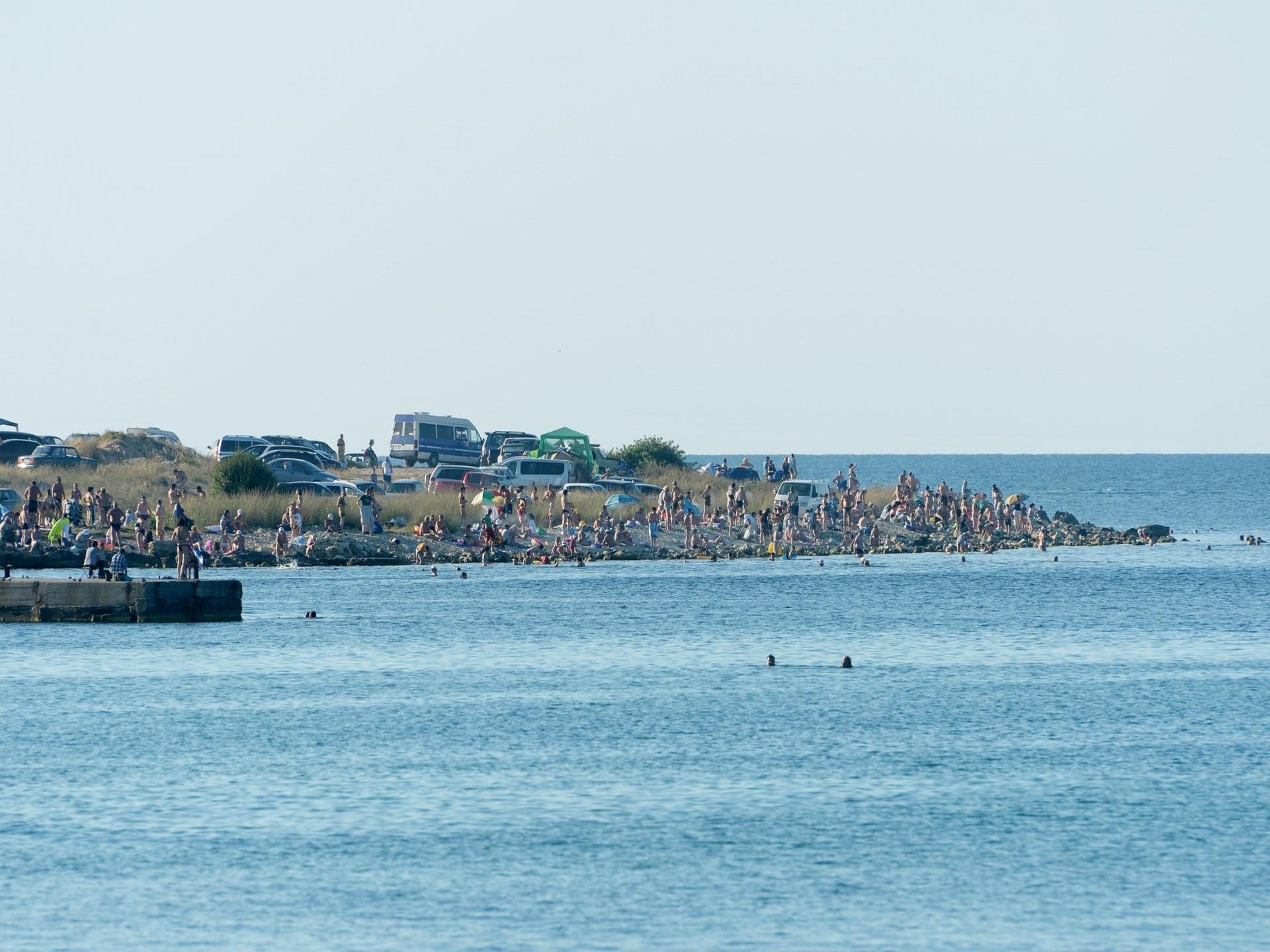 Лучшие пляжи Севастополя